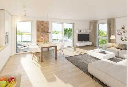 Traumhafte Penthouse-Wohnung mit West-Dachterrasse