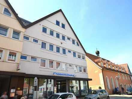 Geräumige 5 Zimmer Wohnung im Zentrum von Bad Wurzach