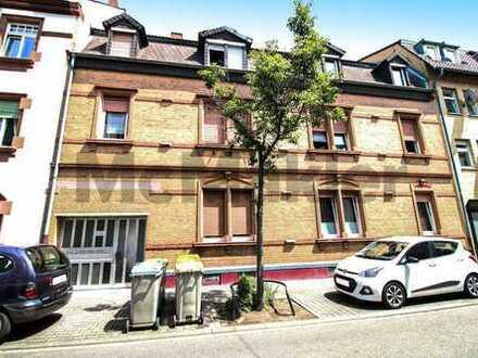 Sicher vermietet und ideal angebunden: Helle 3-Zimmer-ETW in Mannheim-Waldhof!
