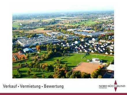 Gewerbegrundstück: ca. 4.000 m² Grundfläche für Freizeit-, Gastro- oder Sportimmobilie.