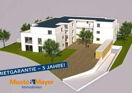 Letzte verfügbare PENTHOUSE-Wohnung mit Weitblick und großer Sonnenterrasse in Bad Schussenried