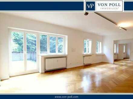 Repräsentative Büroetage in bester Villenlage am Kaiserberg
