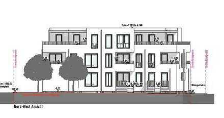Fertigstellung September 2020!NEUBAU: Mehrfamilienhaus mit 7 Wohnungen!