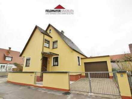 Schmuckes Häuschen in beliebter Wohnlage, EbK, Garage, beste Verkehrsanbindung