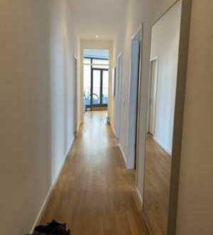 Helle und sehr ruhige Wohnung mitten im Belgischen