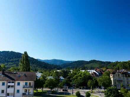 Über den Dächern auf Wolke 7 schweben: 2-Zi-Neubau-ETW, Freiburg-Wiehre!