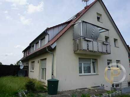 Viel Platz für die große Familie! DHH mit Garten in guter Lage zwischen Leonberg und Weil der Stadt
