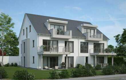 Schöne 3-Zimmerwohnung im Obergeschoss in bester Lage Aubings - GS Wohnbau