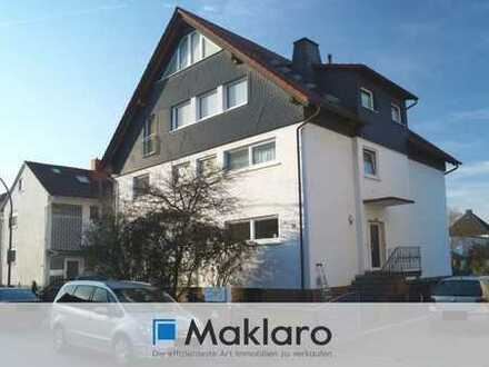 ++ Renditesicher in ruhiger Reihenhaussiedlung ++ Mehrfamilienhaus mit Garten, Terrasse und Balkonen
