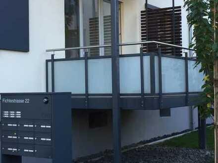 Attraktive 4-Zimmer-Hochparterre-Wohnung mit Balkon und TG-Stellplatz in Ludwigshafen am Rhein