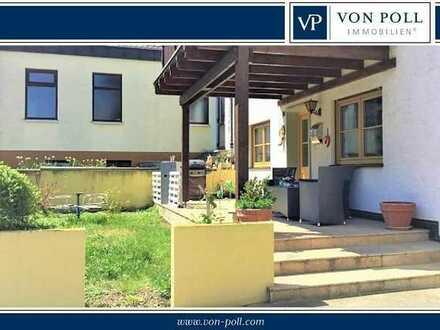 **EFH mit großer sonniger Terrasse** im Ortskern von Göttingen-Langenau