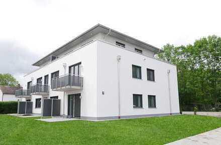 CASACONCEPT Neubauwohnungen Topobjekt vor den Toren Münchens 2 + 3 Zimmer ca. 58 m² bis c