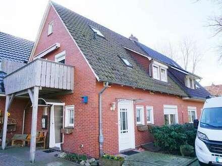 Sehr gepflegte 2 ZKB Wohnung mit Balkon und Einbauküche in Bad Zwischenahn zum 01.05.2021!