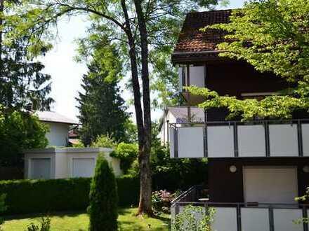 +++ Stilvolle Wohnung in exklusiver und ruhiger Lage von Grünwald - Stilvoll Wohnen mit Flair +++