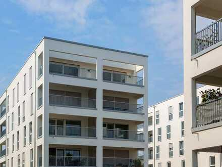 Sky Lodge 4 Zi. Penthouse mit Ausblick auf Bergstraße- Erstbezug - inkl. Designküche