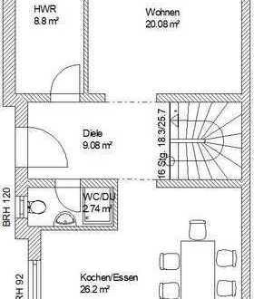 Schönes Haus mit neun Zimmern in Fulda (Kreis), Petersberg