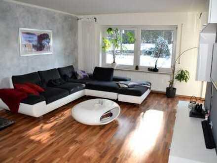 Gemütliche 4 Zimmerwohnung mit Garten