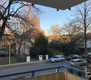 Schicke 2-Zimmer mit Balkon in ruhiger Lage in Laubegast zu vermieten!