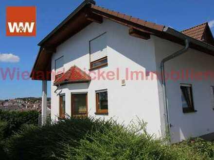 Hochwertiges Einfamilienhaus mit Einliegerwohnung - Top-Lage Ober-Ramstadt *** Provisionsfrei für de