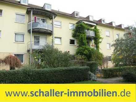 Helle 4 Zi. ETW mit Garten und Studiozimmer Fürth-Süd / Wohnung kaufen