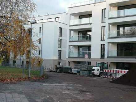 Erstbezug: exklusive 2-Zimmer-Wohnung mit EBK und Balkon in Mainz-Hartenberg