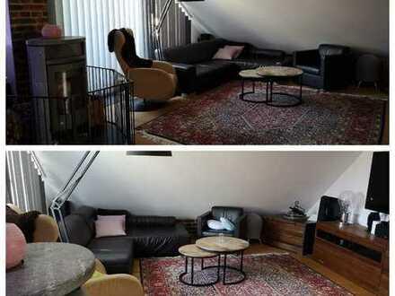 Gepflegte 5-Zimmer-Maisonette-Wohnung mit Balkon in Dortmund