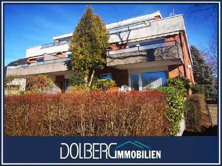 Attraktive ca. 95,80 m² große 3 Zimmer-Erdgeschosswohnung nahe Ortskern inkl. Tiefgaragenstellplatz