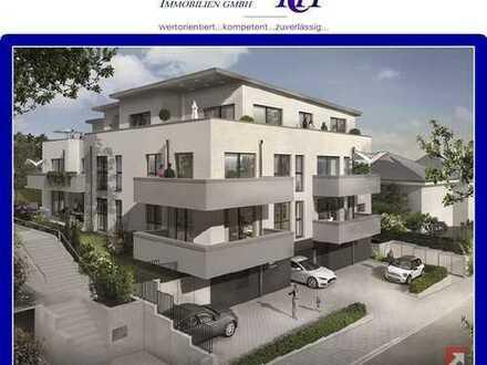 Hofheim - Elegante 3-Zimmer-Neubau-Wohnung mit hochwertiger Ausstattung und Terrasse