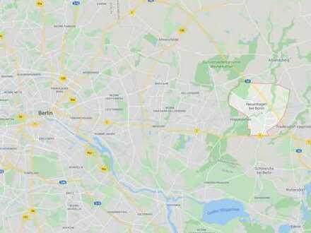 Bauträgerfreies Baugrundstück in Neuenhagen von Privat ***PROVISIONSFREI*** sofort bebaubar!