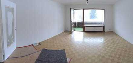 Schöne, geräumige ein Zimmer Wohnung mit Balkon in Kempten (Allgäu), Eich