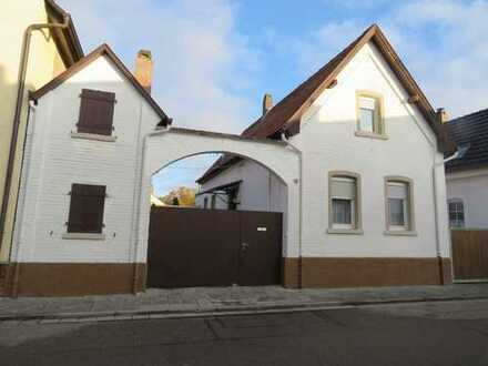 Einfamilienhaus mit Nebengebäude in gesuchter Lage von Frankenthal-Eppstein
