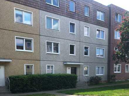 Frisch renovierte 2 Zimmer DG-Wohnung in FÜRSTENWALDE mit BALKON