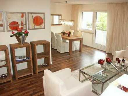 Sanierte 3-Raum-Komfort-Wohnung in Beelitz mit Balkon