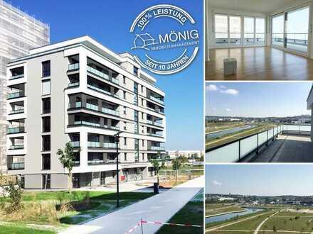 !!TRAUMWOHNUNG!! Neuwertige 5-Zimmer-Wohnung mit zwei Bädern und zwei Balkonen in zentraler Citylage