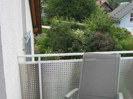 Schöne drei Zimmer Wohnung in Sinzheim Winden