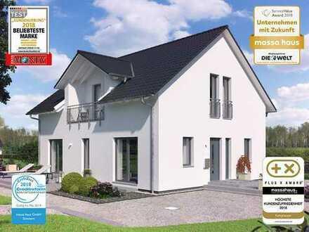 Bauen Sie Ihr Traumhaus mit dem Ausbauhausmarktführer