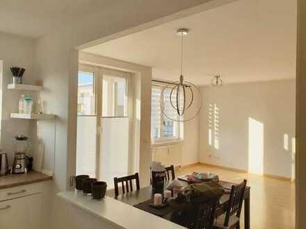 Bild_Französisch Buchholz: Schöne 2-Zimmer-Wohnung mit Einbauküche und Balkon