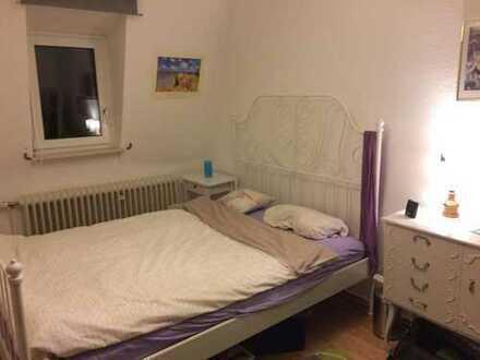 1 1/2 Zimmer in einer zentralen WG