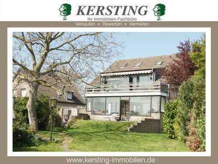 Duisburg - Kaldenhausen! Freistehendes Ein-Zweifamilienhaus mit Traumgrundstück und zwei Garagen!