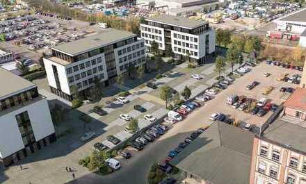 Prov. frei/Campus Dampfbäckerei Penthouse Büro