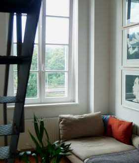 Schnuckeliges Maisonette-Appartement in Esslingen -City