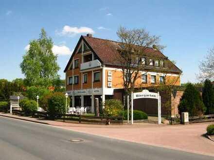 Hotel-Restaurant, zusätzl. Schnellrest.,auch Altenheimmögl., vielseitig nutzbar,Preis VB