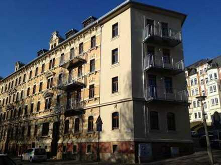 ++ 2-Raum-Wohnung mit Balkon in Stadtparkt-Nähe ++