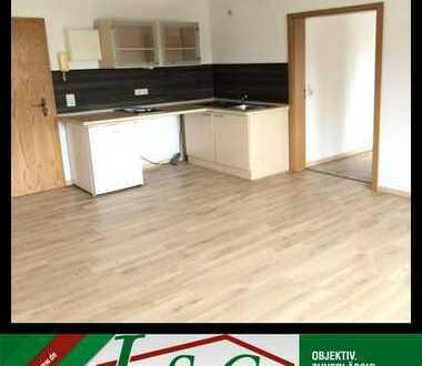 Kleine 2-Raum-Wohnung mit EBK - direkt im Zentrum - PAUSCHALMIETE!