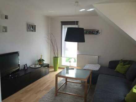 Gepflegte Maisonette-Wohnung für junges Paar in Besigheim