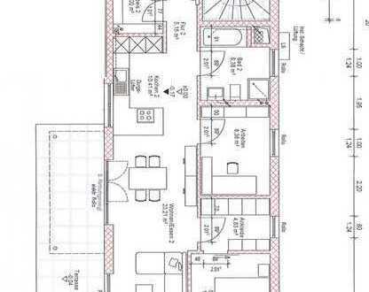 Erstbezug: schöne 3-Zimmer-Wohnung in Schwarzenbruck, KfW40+ Energiestandard