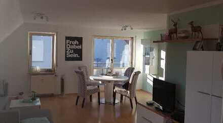 Schöne, geräumige und helle zwei Zimmer Wohnung in Unterriexingen