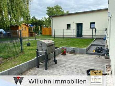 Haus mit Garten - gehobene Ausstattung, Fußbodenheizung im EG, Terrasse und Stellplatz