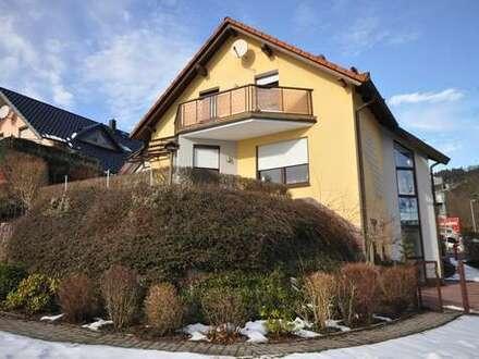 Freistendes Einfamilienhaus in ruhiger Stadtrandlage von Suhl