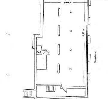 175m² Lagerfläche zu vermieten